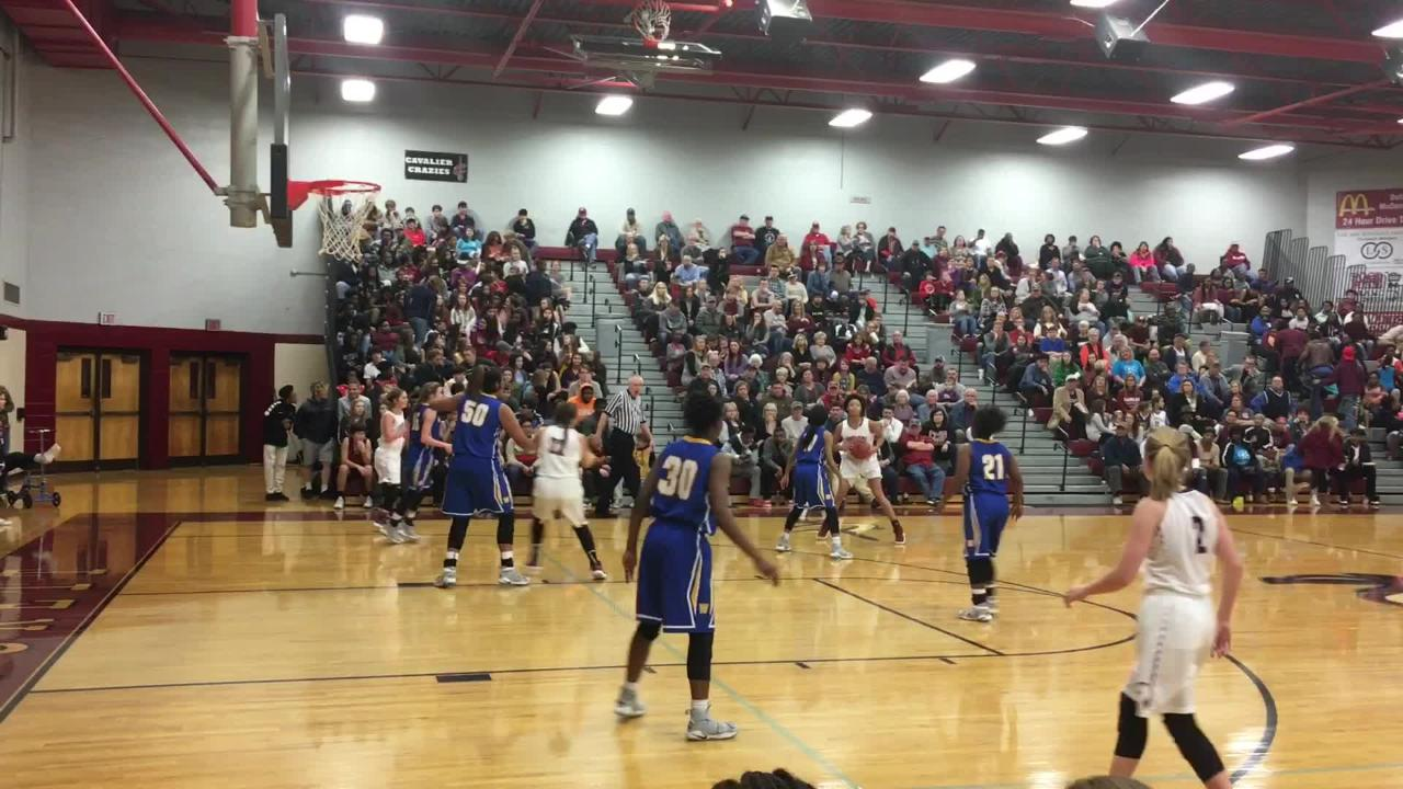Basketball highlights: Westview girls 42, Crockett County 37