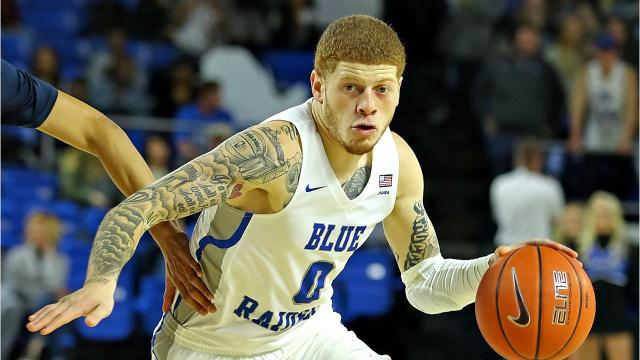 report middle tennessee s tyrik dixon to transfer to missouri state