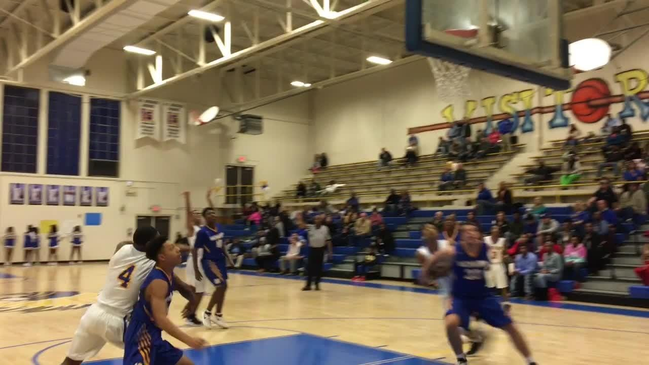 Highlights from North Side's 77-59 win over McNairy Central on Jan. 30, 2018.