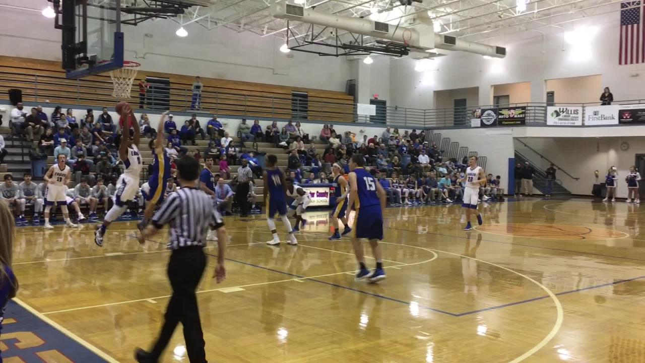 Chester County improved to 6-5 in District 14-AA play with a 73-65 victory over Riverside on Jan. 30.