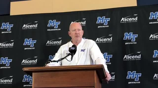 MTSU is a community made to discuss everything about the Middle Tennessee State University Blue Raiders!
