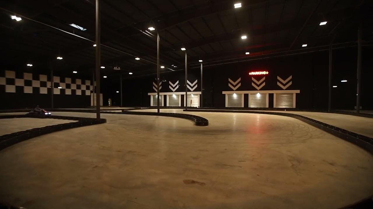 A look inside The City Forum, Clarksville's soon-to-be entertainment center