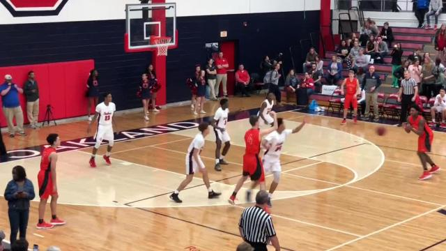 Area basketball highlights: Blackman boys 49, Oakland 45