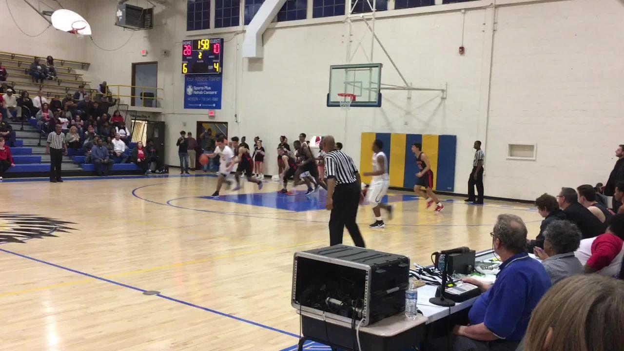 Basketball highlights: North Side boys 59, Lexington 45