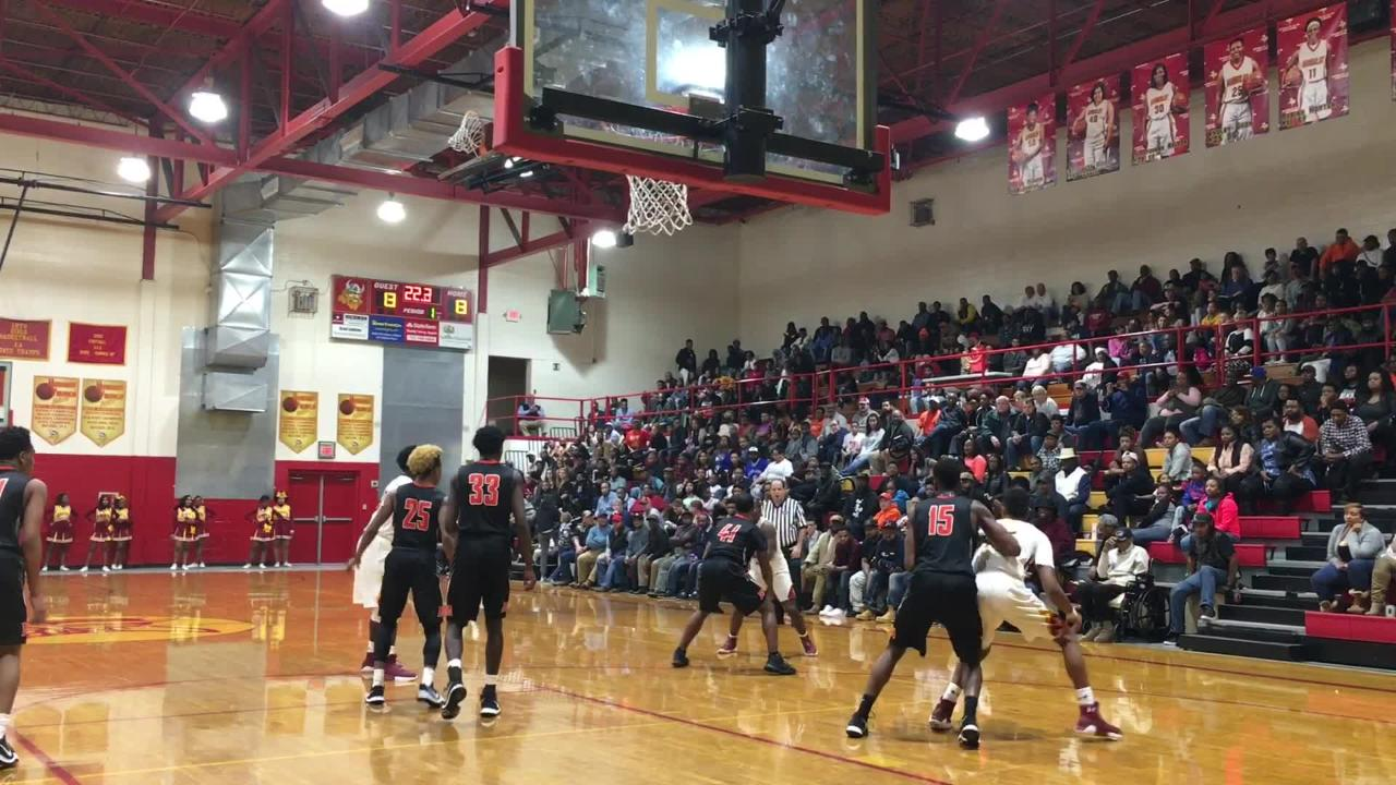 Middleton boys secured the No. 1 seed in District 14-A with a 58-53 victory over Humboldt on Feb. 10.