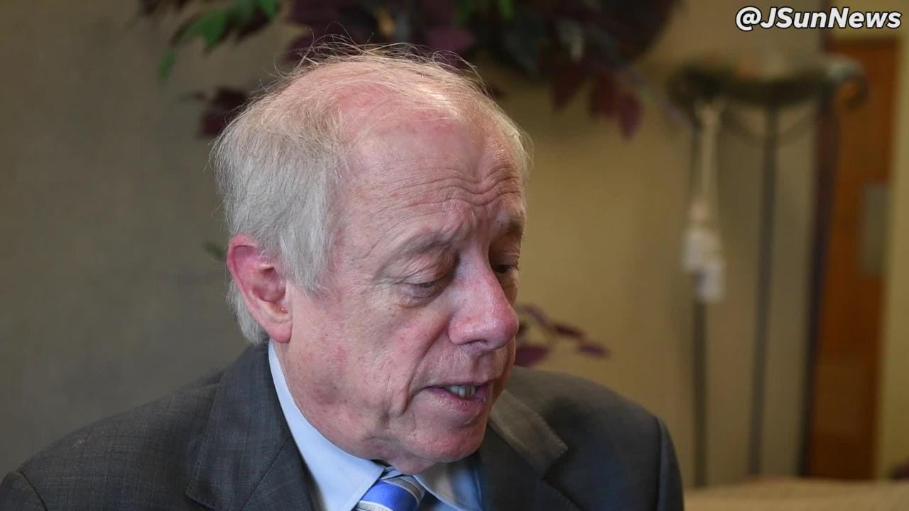 Phil Bredesen made a stop in Jackson, Tenn, and sat down with The Jackson Sun after his tour of Jackson State Community College, Thursday, Feb. 15.