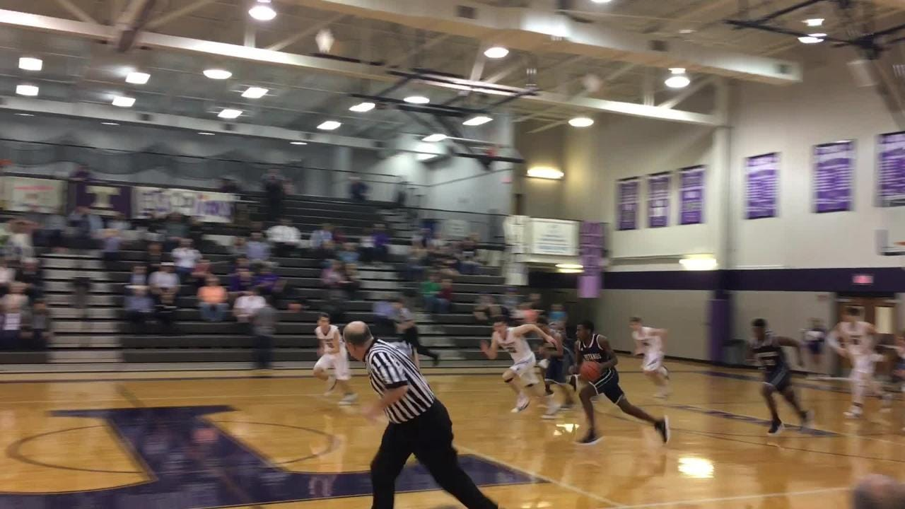 TCA boys advanced to the District 14-A semifinals with a 57-53 victory over Madison on Thursday.