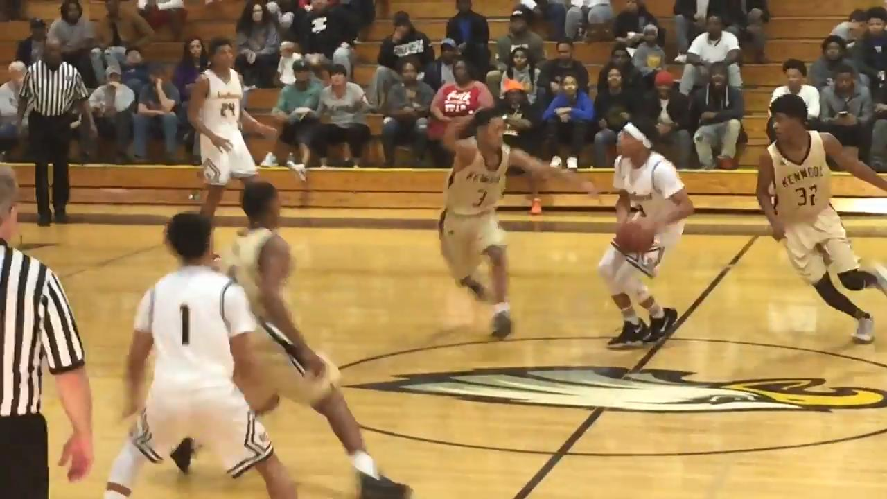 Boys District 10AAA semifinal highlights