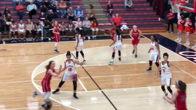 District 7-AAA tournament highlights: Oakland girls 63, Blackman 51