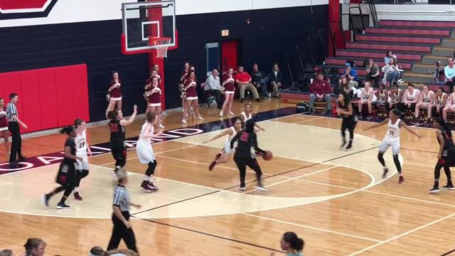 Highlights of Riverdale's 69-46 win over Stewarts Creek in the 7-AAA girls championship game.