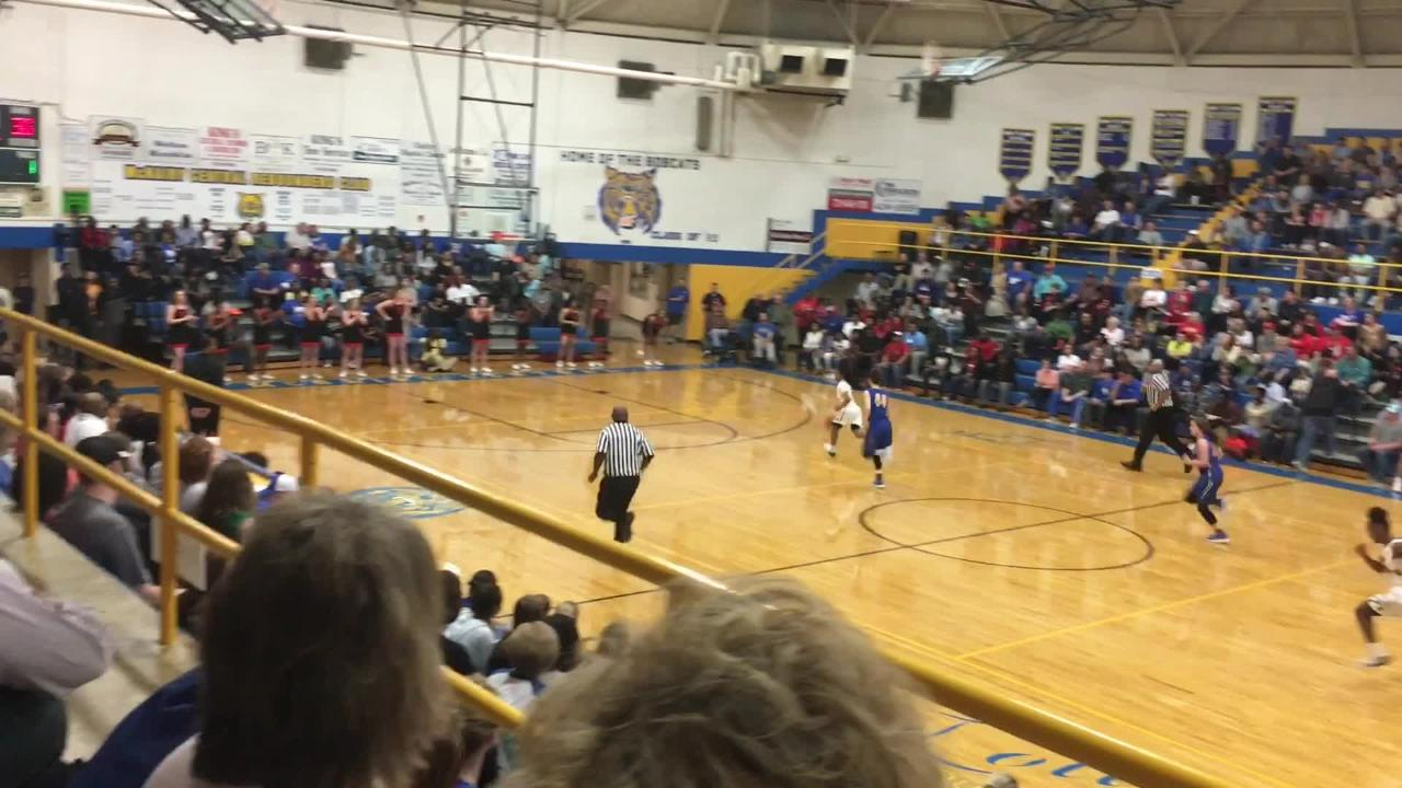 Basketball highlights: McNairy Central girls 70, South Side 55