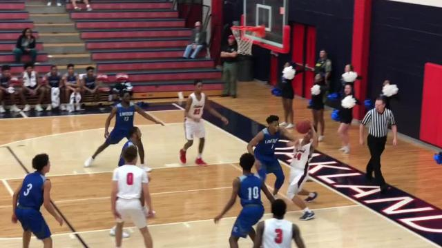 Highlights of Oakland's 57-44 win over La Vergne in the 7-AAA consolation game.