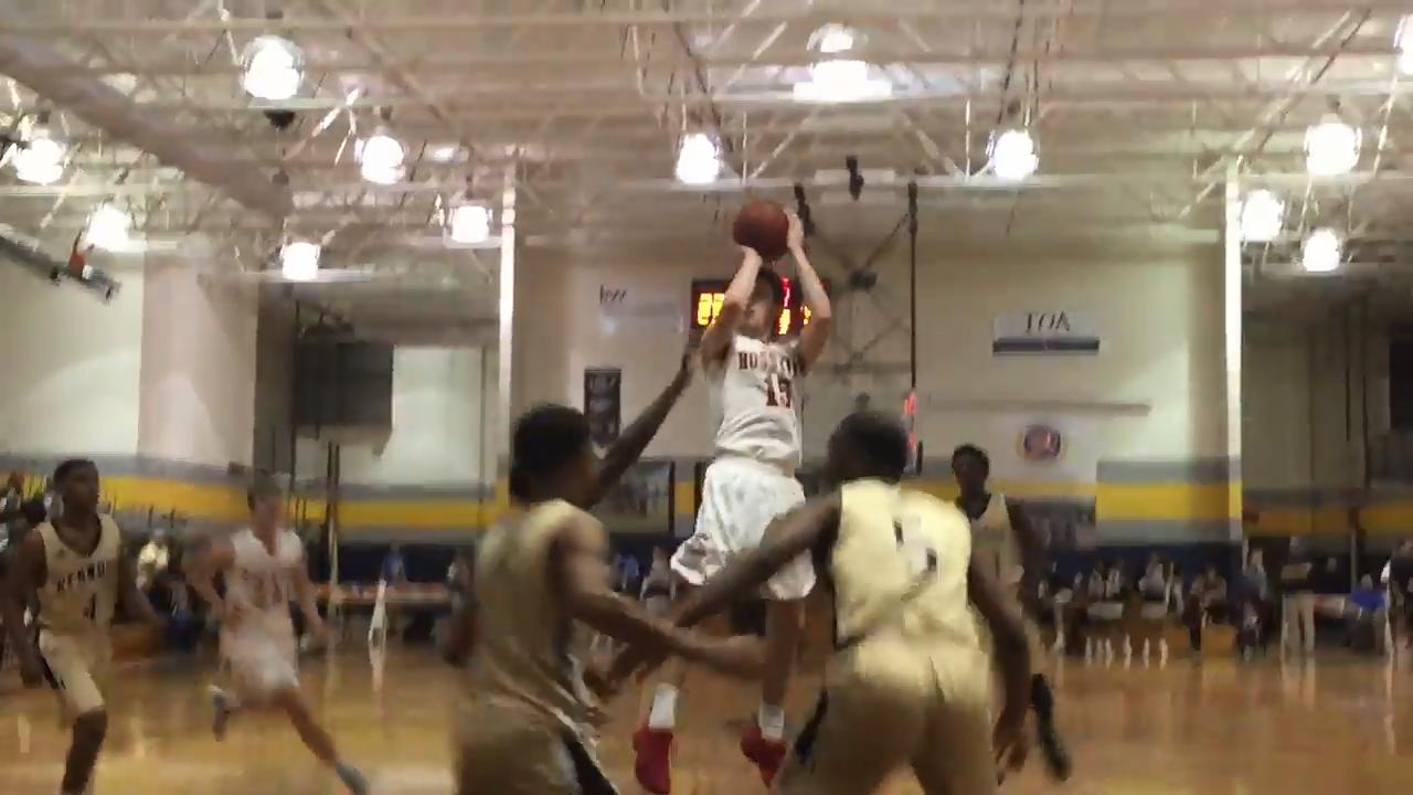 District 10-AAA Boys Consolation highlights