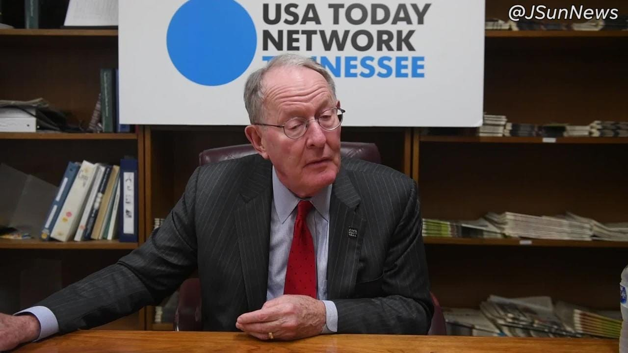 Tennessee Senator Lamar Alexander talks about how he would like to see FAFSA more simplified.