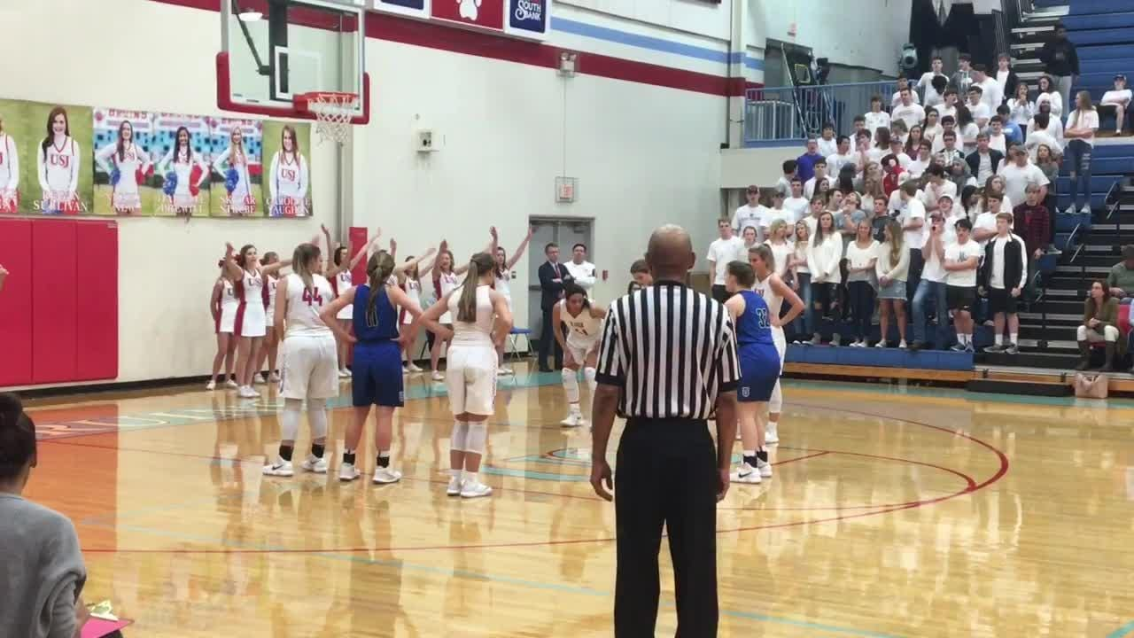 Basketball highlights: USJ girls 52, CAK 41