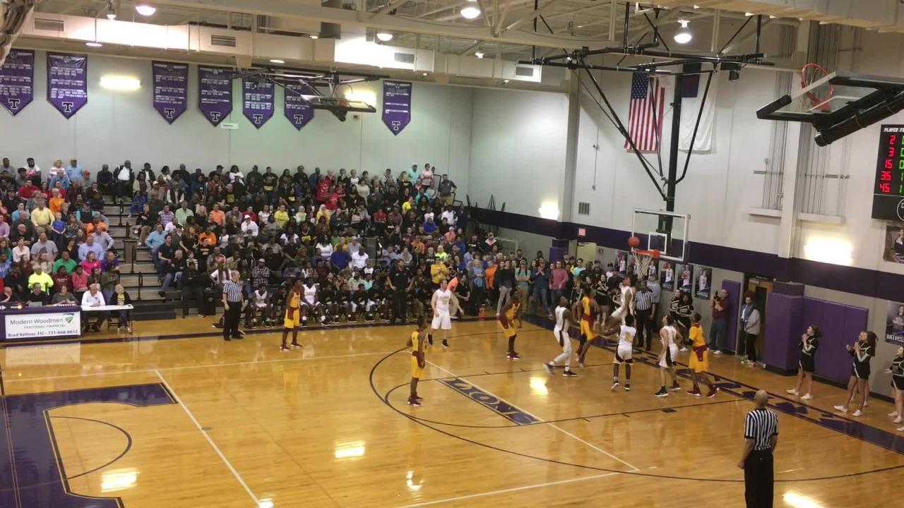 Basketball highlights: Humboldt boys 56, Peabody 48