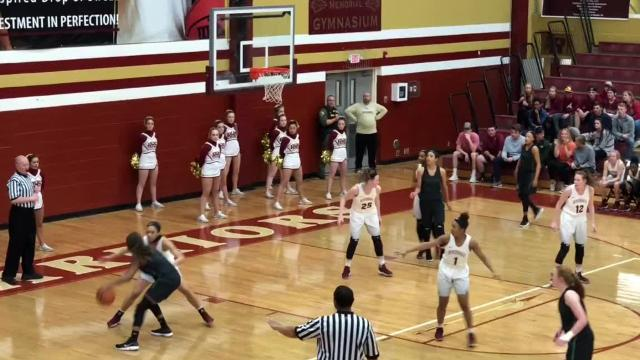 Class AAA girls sectional highlights: Riverdale rolls into state with blowout win
