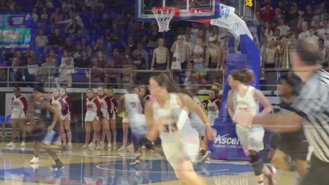 Highlights of Riverdale's 77-50 win over Houston in the Class AAA state championship game Saturday.