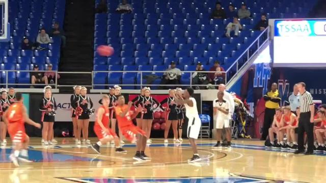 Highlights of Whitehaven's 53-36 win over Powell in the TSSAA Class AAA state quarterfinals Wednesday.
