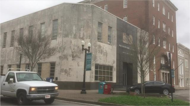 Rutherford County Mayor Ernest Burgess seeks a plan to sell an old bank building on the northwest corner of the Square in Murfreesboro and refurbish the adjacent five-story Judicial Building after courts relocate to the new $73 million Judicial Center May 7.