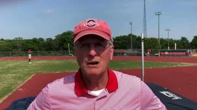 Oakland track and field/cross country coach Al Evans discusses his career and his upcoming retirement.