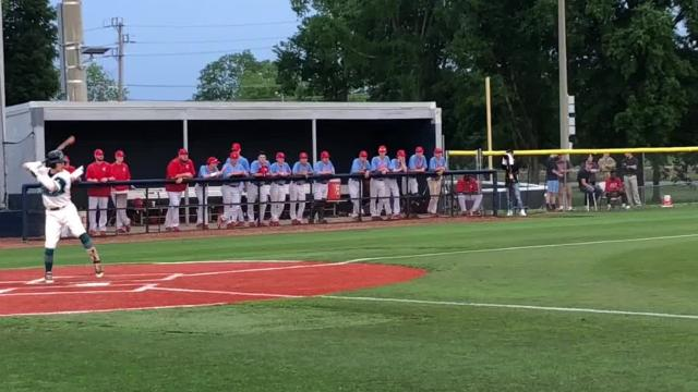 Highlights of Siegel's 7-1 win over Cookeville in the Class AAA baseball sectional Friday.