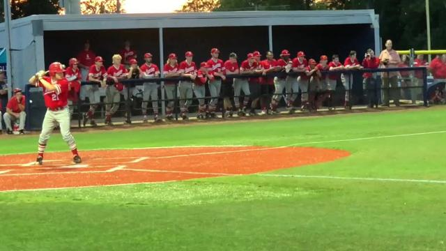 Highlights of Rossview's 13-3 win over Siegel in the Class AAA state baseball tournament Tuesday.