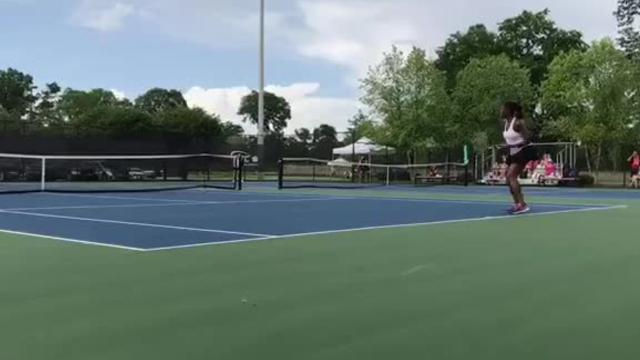 Highlights of Central Magnet's girls and boys in the Large Division state team semifinals Tuesday. Bearden defeated the Tigers 4-1 and Houston downed the Lady Tigers 4-0.