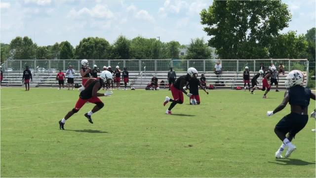 Highlights of Oakland's third championship in four years at the Tennessee Titans 7-on-7 Tournament.