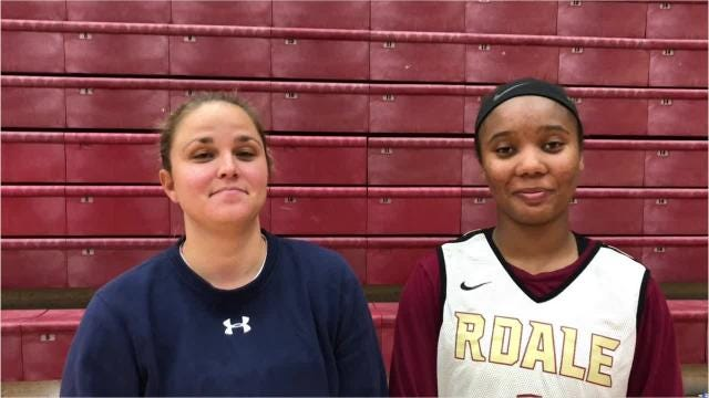 WATCH: Riverdale girls basketball first day of practice