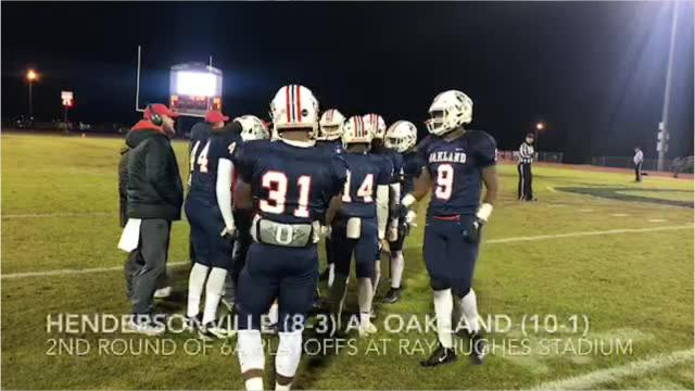 Tssaa Football 6a Quarterfinals What To Know About Oakland Vs Mt