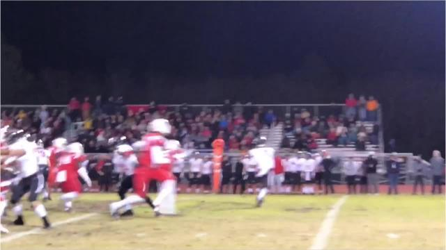 Highlights of Oakland's 38-0 win over Maryville in Friday's Class 6A state semifinals.
