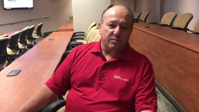 Interview with Larry Silber, president and CEO of Herc Rentals