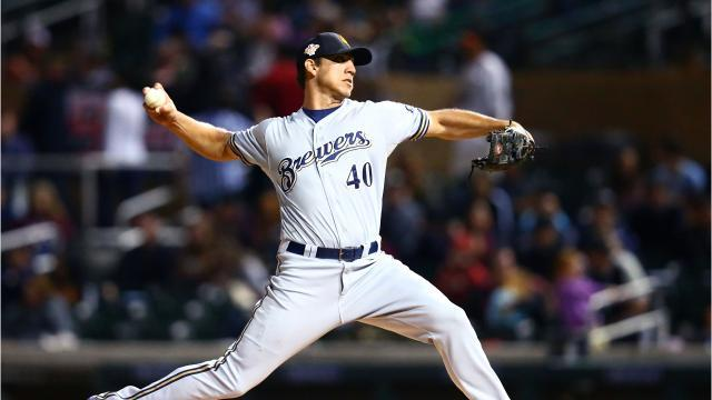 Former FGCU pitcher Jacob Barnes thriving with Brewers
