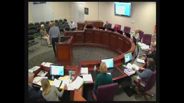 Estero Design and Review Board meeting: Jan. 10, 2017