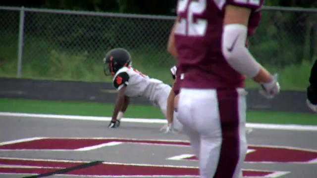Video: First Baptist shuts out Village Academy