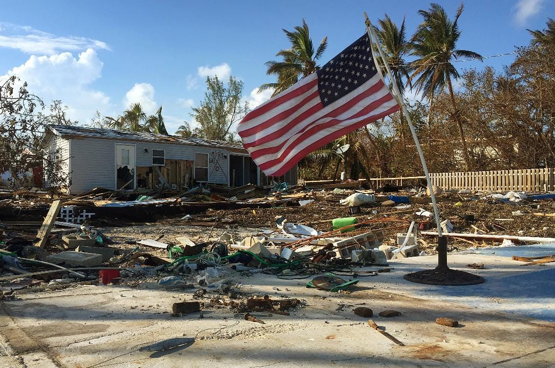 For many residents of the Sea Breeze Resort in Islamorada, Florida Hurricane Irma not only destroyed their homes, but also their way of life. Due to current building codes many will not be able to replace their older mobile homes.