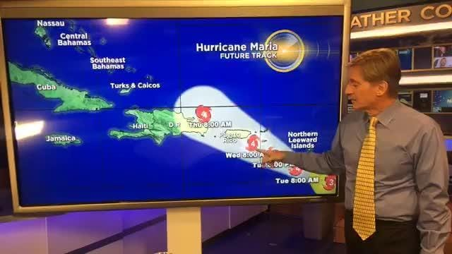 Video: What's going on with Hurricane Maria?