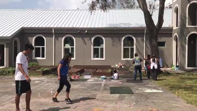 Grace Place in East Naples holds family fun day following Irma