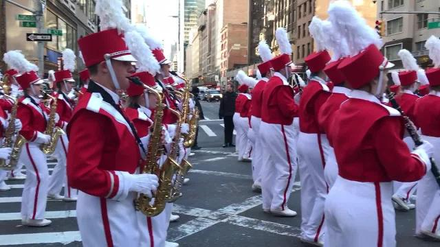 Video: Macy's Thanksgiving Day Parade