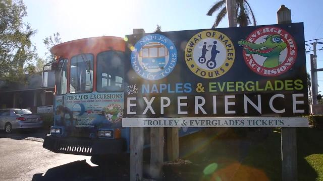 Reporter Ashley Collins shows readers how to spend the perfect day in Naples from visiting the Naples Zoo to jumping on the Naples trolley to watching the sunset near the Naples Pier.