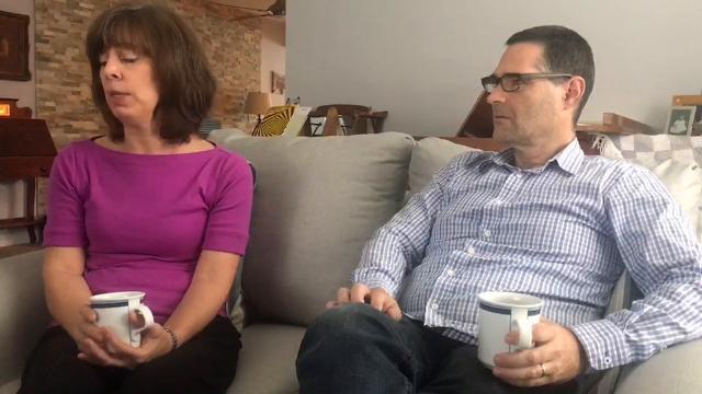 Matt and Kristen Sonneborn talk about working under Leonard Bernstein before he died.
