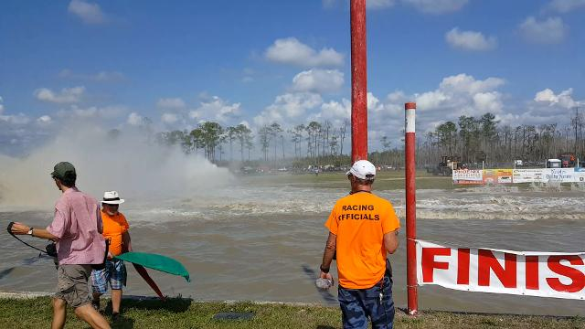 Greenling wins 2018 Swamp Buggy championship