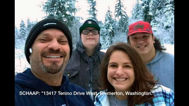 WARNING: RECORDING CONTAINS GRAPHIC LANGUAGE On January 11, 2018, investigators released an extended recording the 911 call Hunter Schaap made the night he and three other family members were murdered near Lake Tahuyeh in Kitsap County.