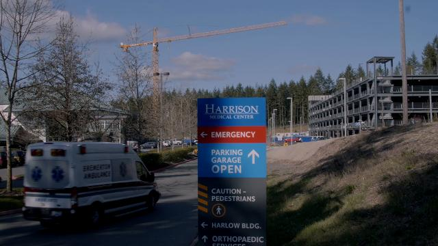 """It was once an """"egg capital of the world,"""" that we know today as Kitsap County's retail hub. But what's next for Silverdale? A new $500 million hospital, theater, library and multiple schools are all on the way."""