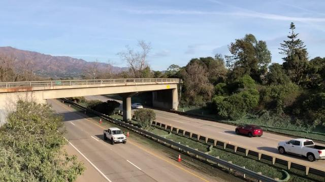 Highway 101 reopened Sunday after a nearly two-week closure caused by Montecito's deadly mudslide.