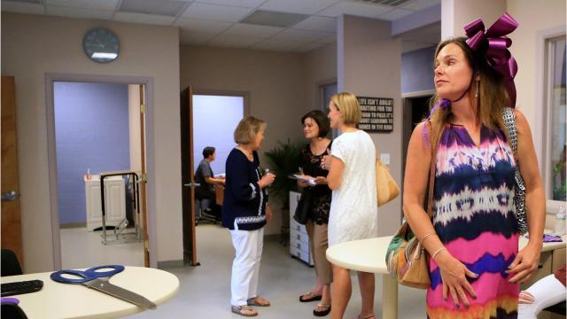 Timon's Ministries opens new clinic
