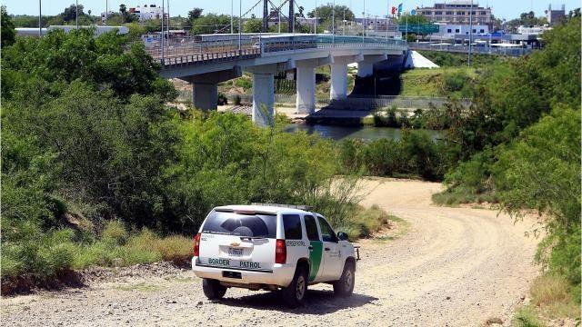 The job of U.S. Border Patrol agents