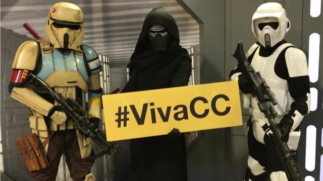 Cosplay at Corpus Christi Comic Con