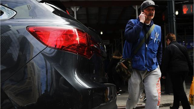 Pedestrian Deaths Rising?